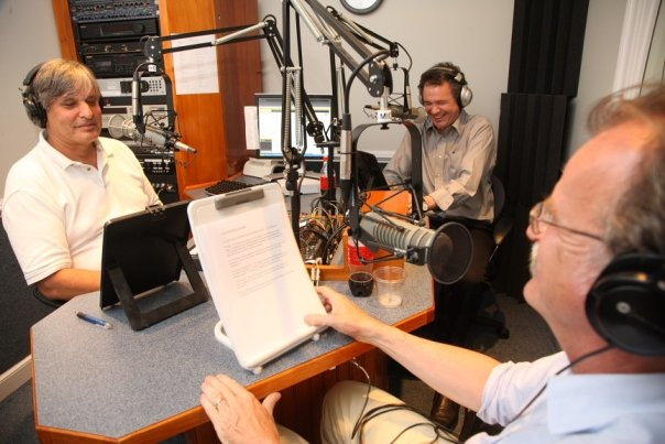 The Guys in the VFH Studio